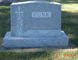 Anna Edna <i>Lucey</i> Funk