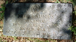 Fred Launius