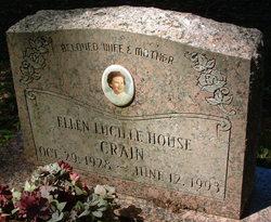 Ellen Lucille <i>House</i> Crain