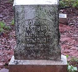 John Moore Washburn