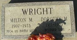 Dorothy Matthews Wright