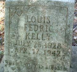 Louis Fedric Kelly