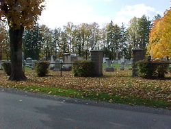 Stafford Rural Cemetery