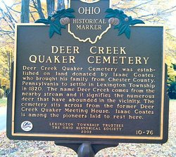 Deer Creek Quaker Cemetery