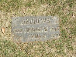 Ahimaaz W Andrews