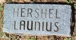 Hershel Launius