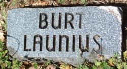 Burt Launius