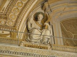 Pope Anacletus, I