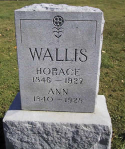 Horace Wallis