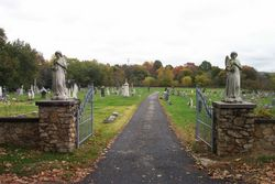 Saint Anns Catholic Church Cemetery