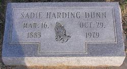 Sadie <i>Harding</i> Dunn