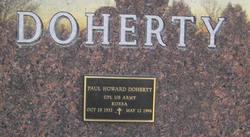 Paul Howard Doherty