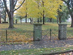 Old Fort Niagara Cemetery