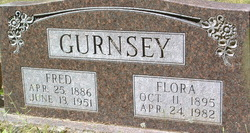 Flora E Gurnsey