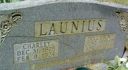 Dollie <i>King</i> Launius