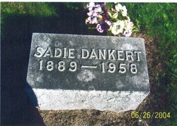Sadie Belle <i>Dillman</i> Dankert