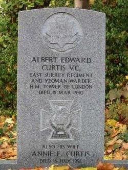 Pvt Albert Edward Curtis