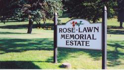 Rose Lawn Memorial Estate