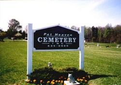 Pet Heaven Cemetery