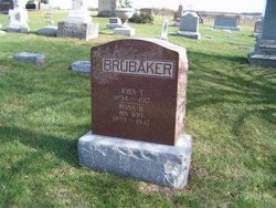 John T Brubaker