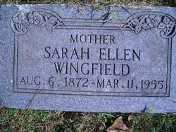 Sarah Ellen Wingfield