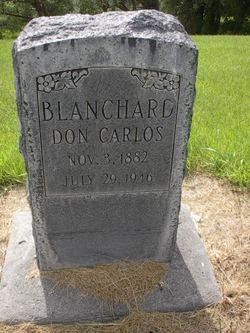 Don Carlos Blanchard