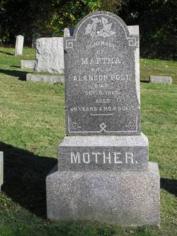 Martha <i>Van Sise</i> Post