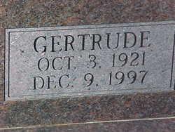 Anna Gertrude <i>Clyde</i> Barnes