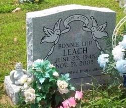 Bonnie Lou Leach
