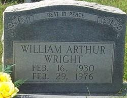 William Arthur Ott Wright