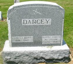 Helen C. <i>O'Byrne</i> Darcey
