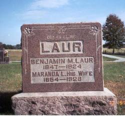 Benjamin Monroe Laur