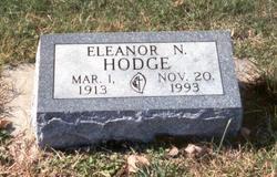 Eleanor Newell Hodge