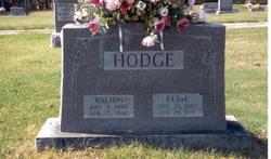 Elsie Estelle <i>Newell</i> Hodge