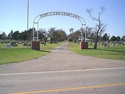 Fort Cobb Cemetery