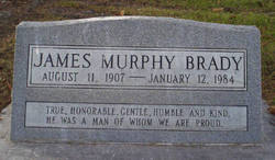 James Murphy Brady