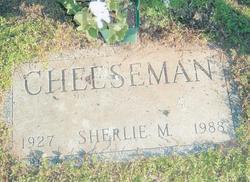 Sherlie Mae <i>Babb</i> Cheeseman
