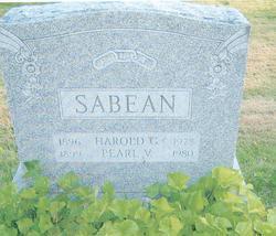 Harold Giffen Sabean