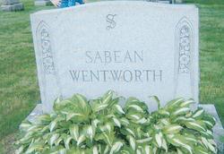 Thelma <i>Sabean</i> Wentworth