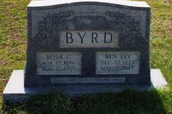 Ben Ely Byrd