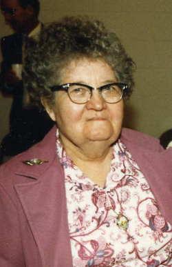 Bettie Ann Byrd
