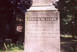 Col Joseph Warner Allen