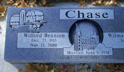 Wilford Bennion Chase