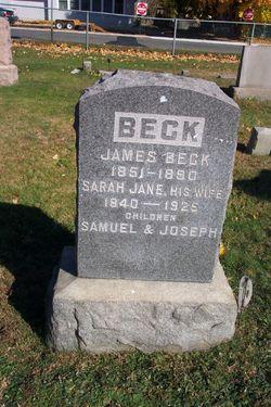 Sarah Jane Beck