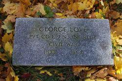 Pvt George Love