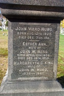 Esther Ann Hurd