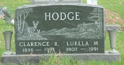 Luella Mae <i>McKinley</i> Hodge