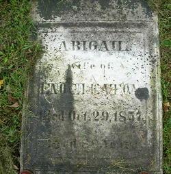 Abigail Eaton