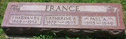 Carrie Catherine <i>Arford</i> France