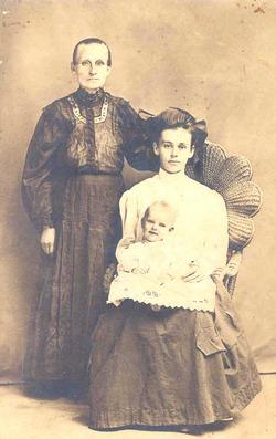 Mary Naomi <i>Robertson</i> McAlister